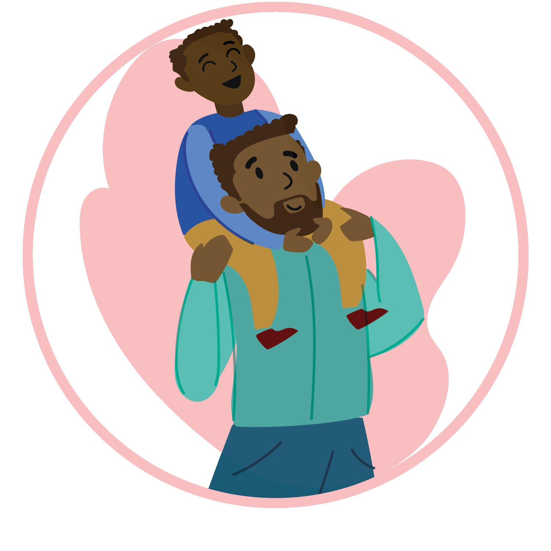 Kisa Family Fatherhood